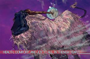 New Years Card 2009 by mmmmmike