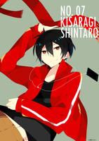 Kisaragi Shintaro by nabishie