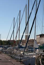 Le Port de Marseillan by vachebichon