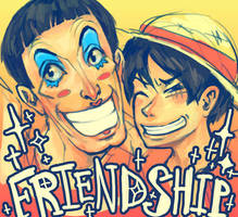 FRIENDSHIP NEVER SINKS by spartancollision