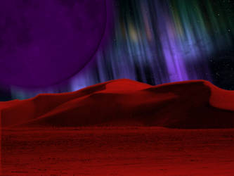 Desert Dreams by blackdemondragon13
