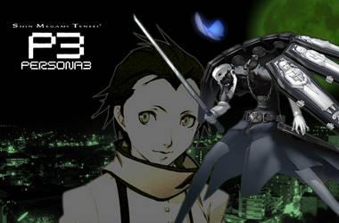 Ryoji - Thanatos Background by blackdemondragon13