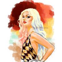 Harley Quinn by celissess