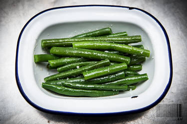 buttery green beans by helloam