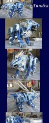 Tundra- Custom paint Liger Zero X by MidnightLiger0
