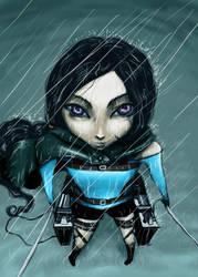 Art Request : CutiexPiex by orphancrow