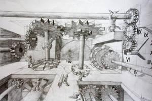 Watch by Kokoro-Architecture