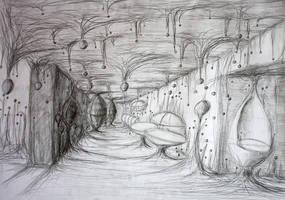 Strange World by Kokoro-Architecture
