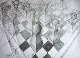 Chess by Kokoro-Architecture