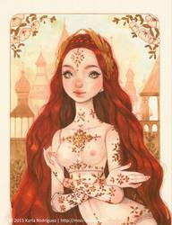 Firebird by Miss-Etoile