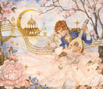 Moon's Sanctuary by Miss-Etoile
