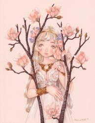 Secret of Magnolias by Miss-Etoile