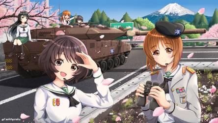 Ango Team on Expedition by tankryosaku