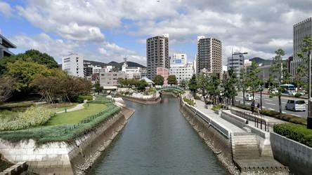 Nagasaki view by xuae