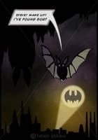 The Batman by CheshireSpider