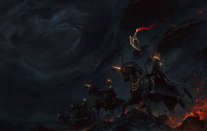 The horsemen of the Apocalypse by itsbxd