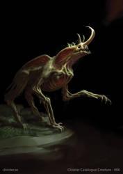 Lammathen - creature concept by Cloister
