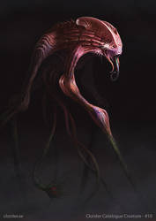 Elor Than - creature concept by Cloister