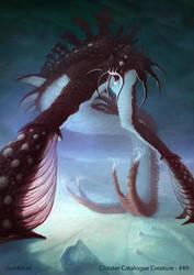 Creature concept - Hieronaut by Cloister