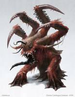 Reinothar - creature design by Cloister