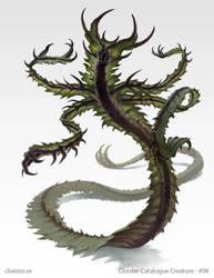 Arraphilon - Creature Concept by Cloister
