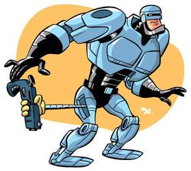 Robocop by BezerroBizarro