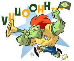 Brazil Go by BezerroBizarro