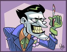 Joker by BezerroBizarro