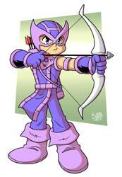 Hawkeye by BezerroBizarro