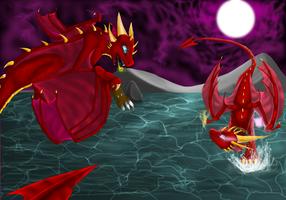 CE: Dragon Rivalry by xX-Starduster-Xx