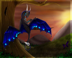 G: Flash In The Trees by xX-Starduster-Xx