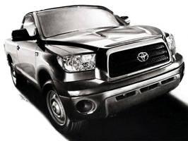 Toyota Tundra by Titan360