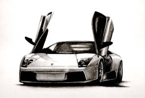 Lamborghini Murcielago by Titan360
