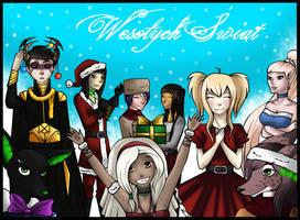 LU: Merry Christmas by Rej-kun
