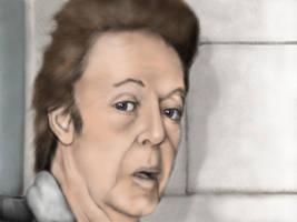 Paul McCartney... by SprayCaint123