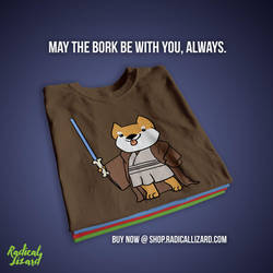 Bork Doggo Advert by Gudsforladt