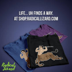 Life uh.. Finds A Way - Advert by Gudsforladt