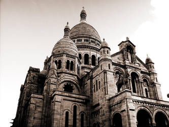 Sacre coeur by Lutro