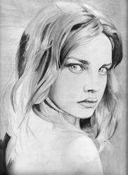 Natalia Vodianova by kiku00