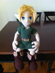 Young Link WIP 3 by aphid777