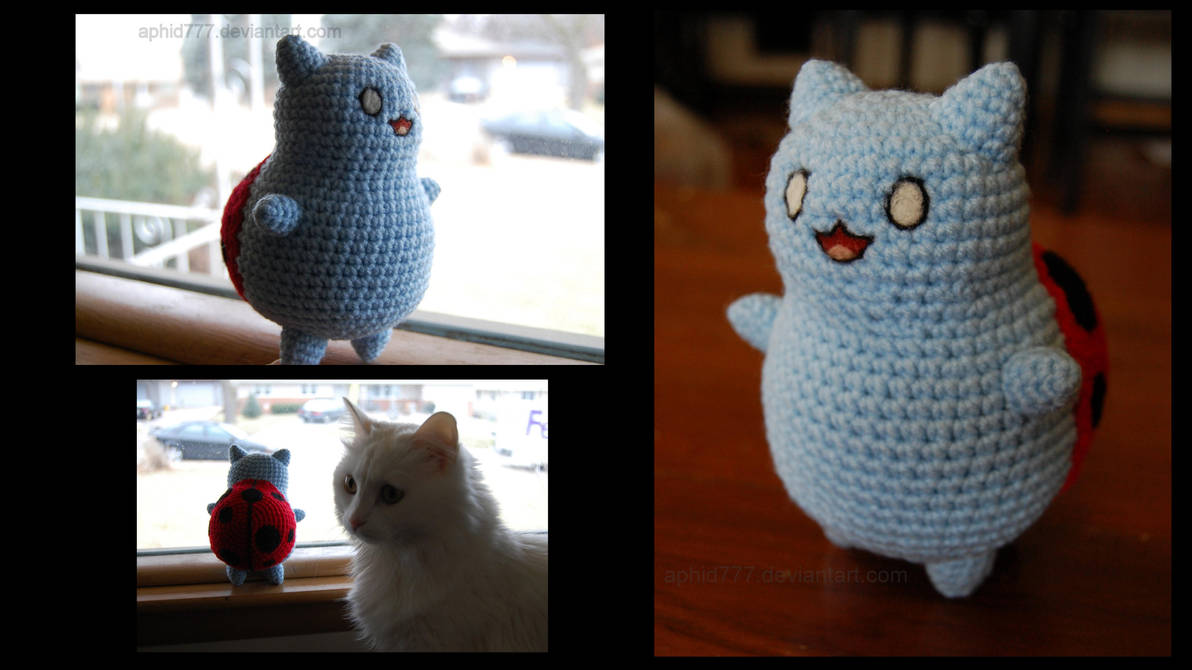 Catbug By Aphid777 On Deviantart
