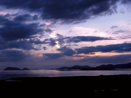 An Ireland sunset by drugo76