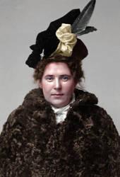 Anna Maria Kristina Elisabeth by madamescandaleuse