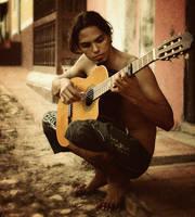 Cubana Guitarra by Ultradevious