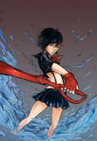 Kill la Kill: Matoi Ryuuko by Metapham