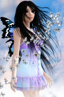 Flutterby by joannastar