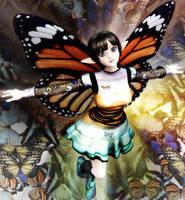 Butterfly Fae by joannastar