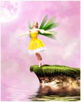 Step Up to the Sky by joannastar