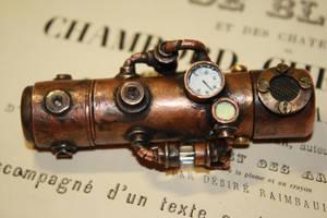 steampunk USB flash drive 1 by Marseau