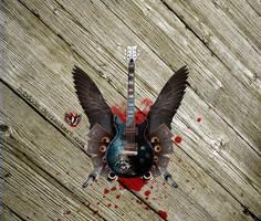 Guitar hero by SubDooM
